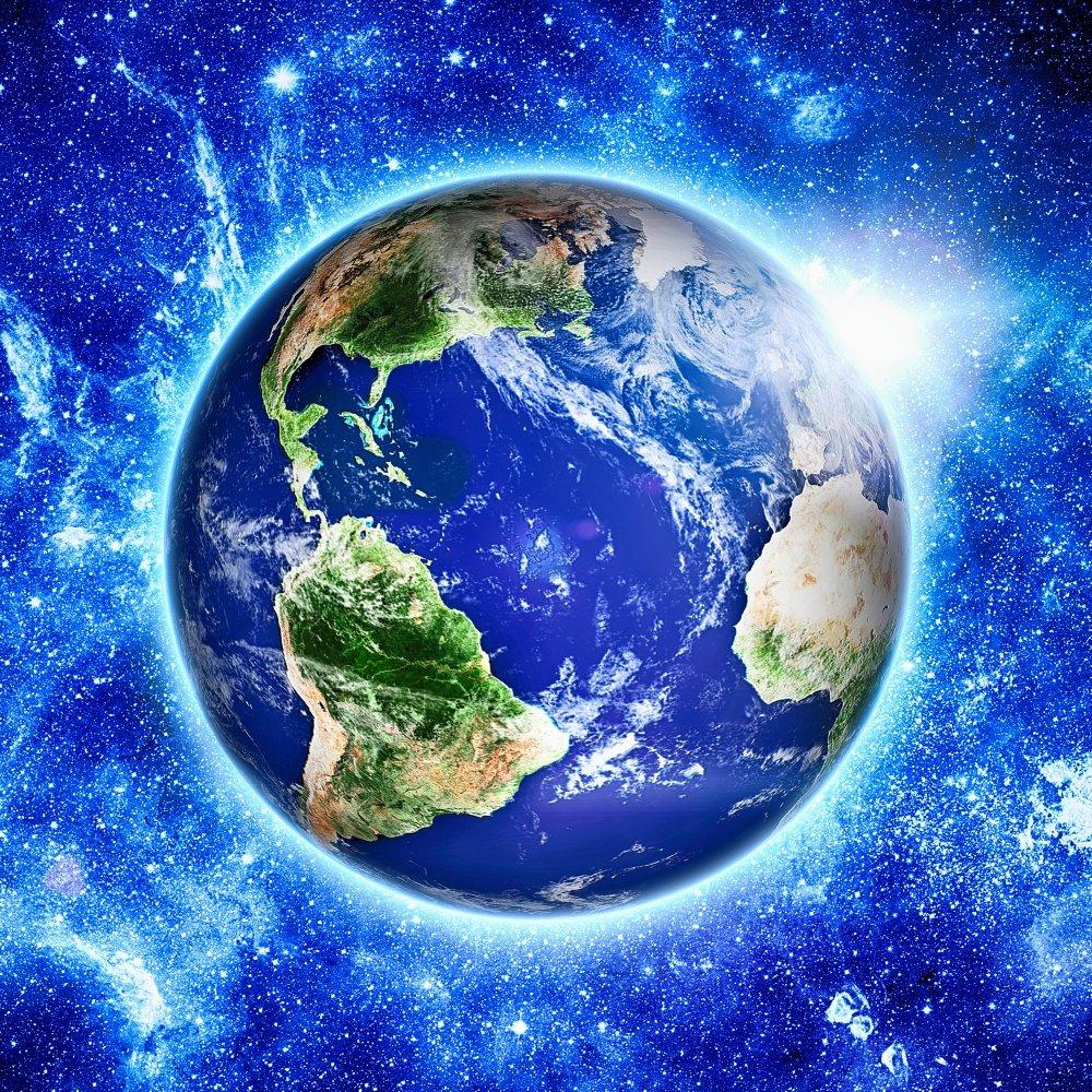 Картинка планета земли
