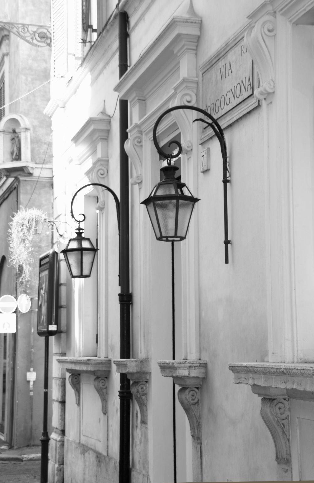 Обои улица, здания, фонари, красота, лестница. Города foto 10